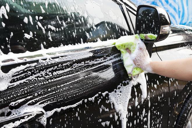 車 査定 洗車